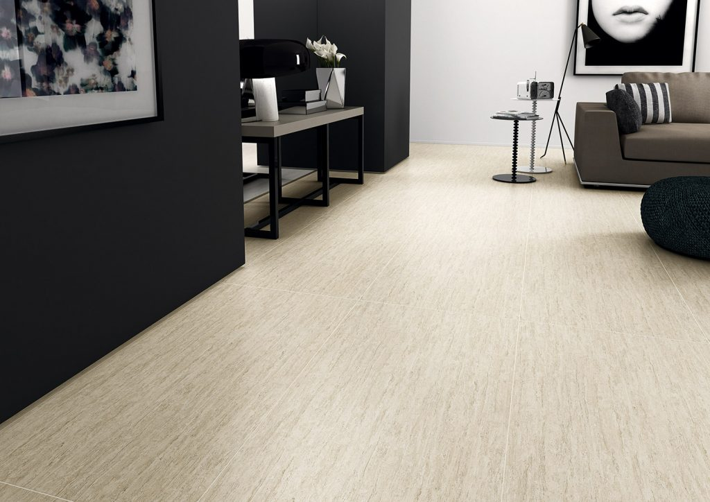 AMB. BIANCOGRES - PORC. TRAVERTINCO CLASSICO BEIGE 53X106-SITE