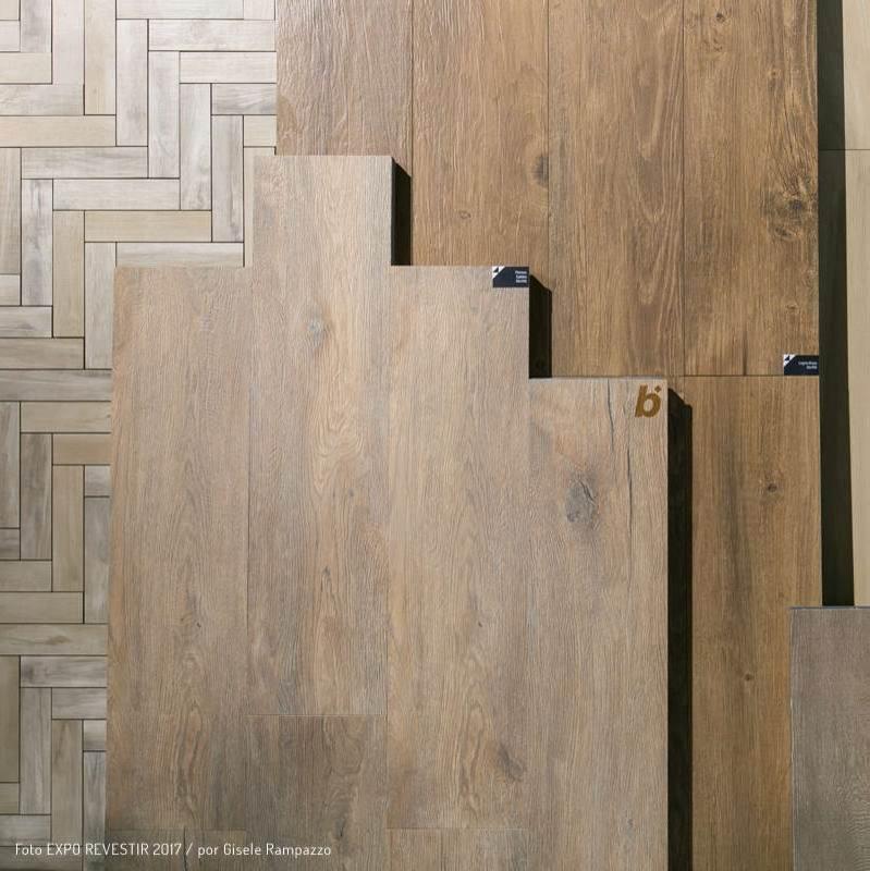 porcelanato amadeirado coleção we wood biancogres