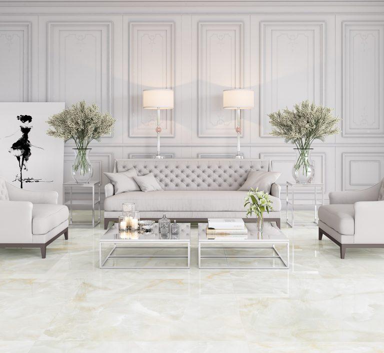 Arquitetura de luxo Biancogres