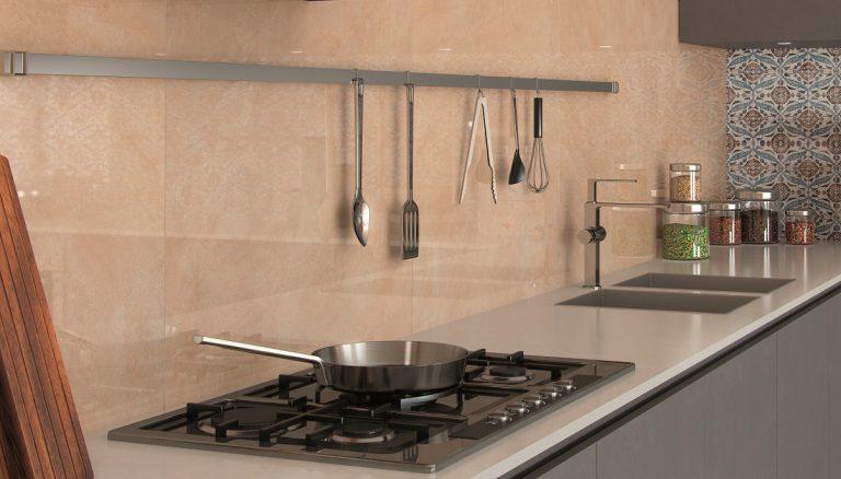 backsplash para a cozinha