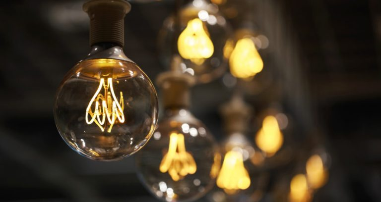 decoração e iluminação
