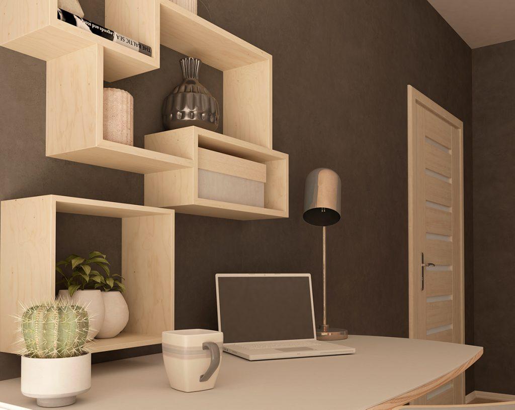 decoração para home officedecoração para home office