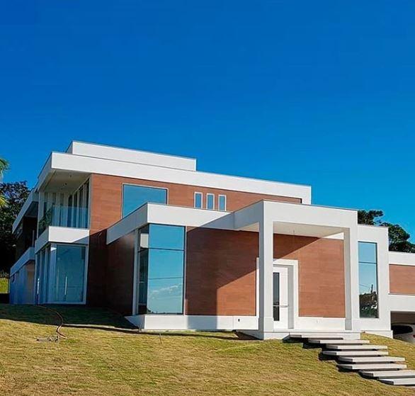 Projeto @maxmello.arquiteto - Produto Bosco Caramello 26x106