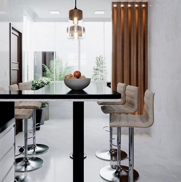 Projeto @potricharquitetura - Produto Marmo Egeu 90x90