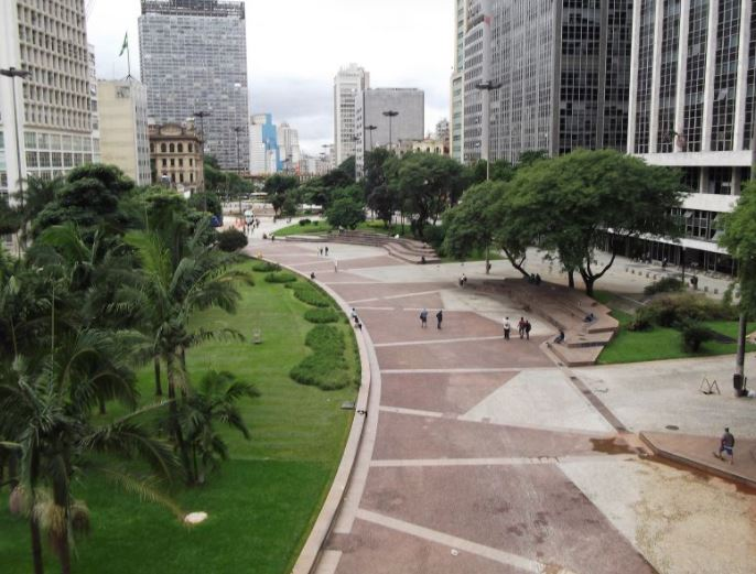 parque do anhangabau - foto CAU
